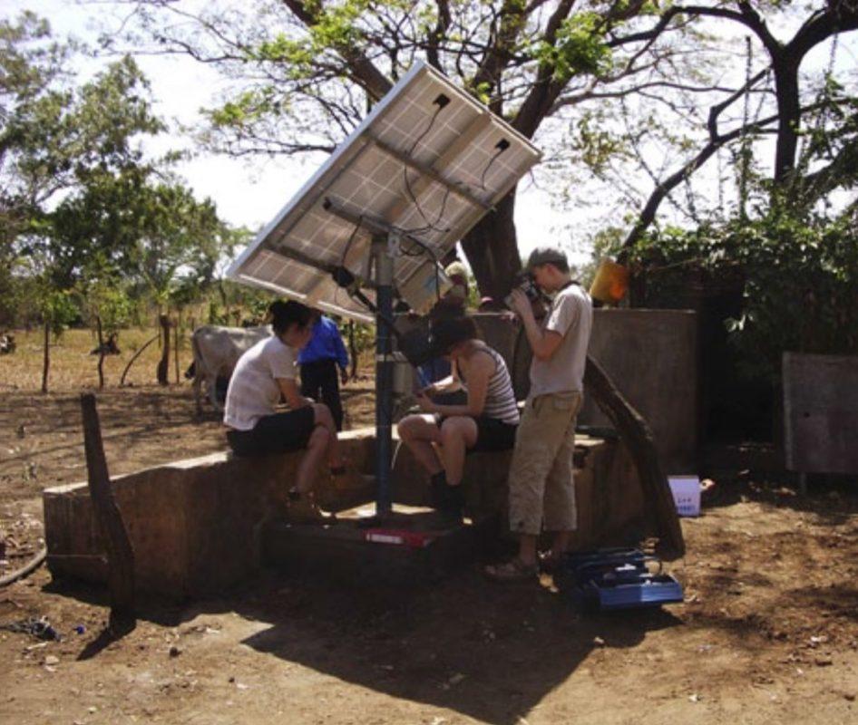 Solaranlage in Nicaragua